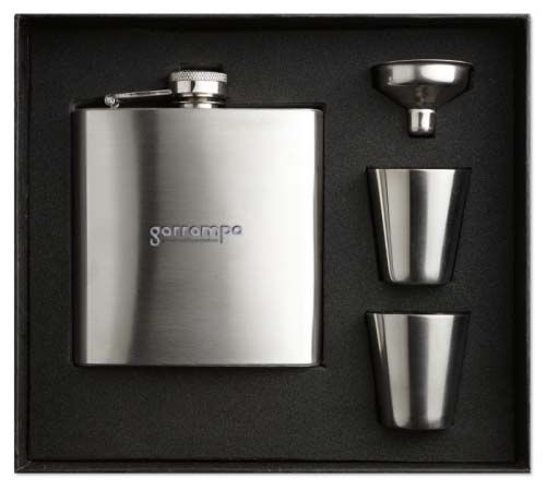 SLIMMY FLASK SET Garrafa licor